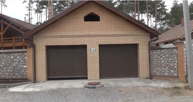 Автоматические гаражные ворота в Нижнем Новгороде