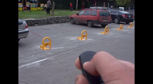 Автоматические парковочные барьеры в Нижнем Новгороде