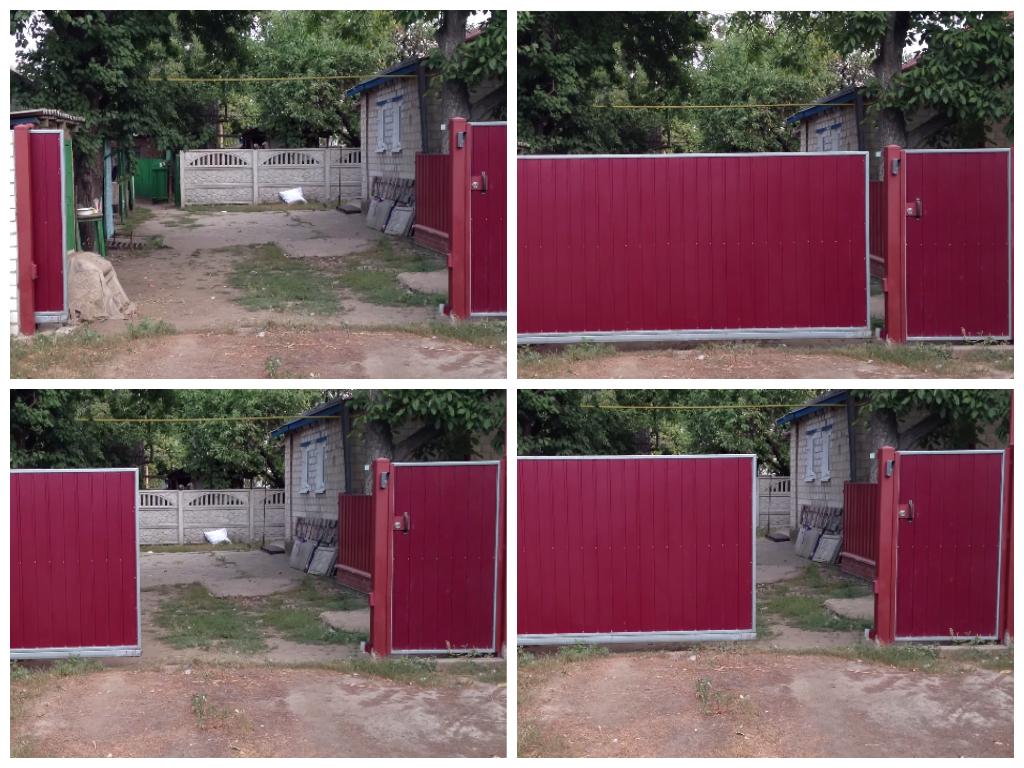 Откатные гаражные ворота в Нижнем Новгороде