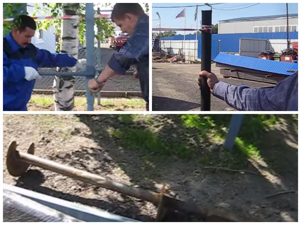 Столбы для забора в Нижнем Новгороде