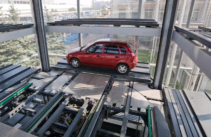 Система автоматической парковки автомобиля