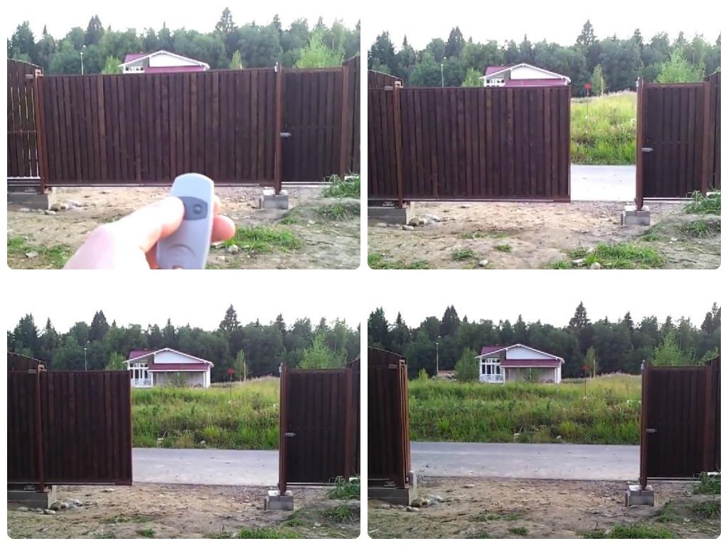 Купить автоматическое открывание ворот