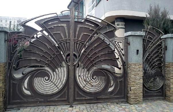 Разновидности ворот