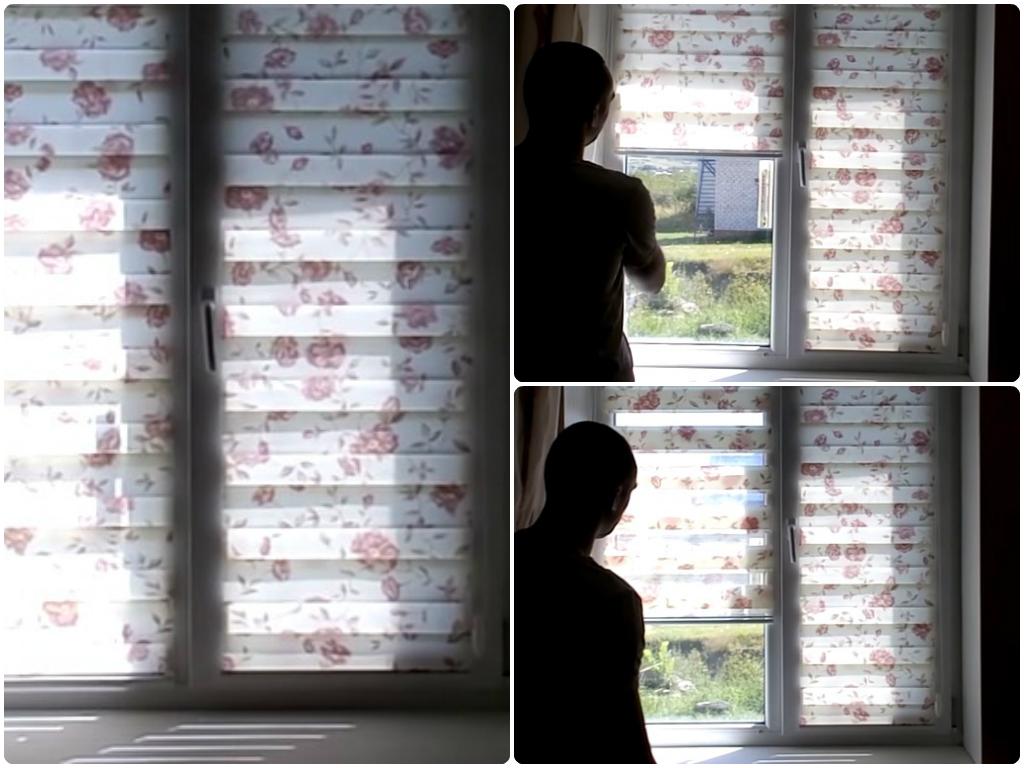 Тканевые роллеты на окна